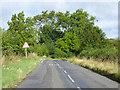 SP9643 : Bourne End Road by Robin Webster