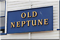 TR1066 : The Old Neptune sign by Oast House Archive