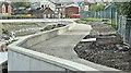 J3674 : Connswater works, Belfast - September 2016(3) by Albert Bridge
