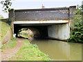 SP6259 : Grand Union Canal, Bridge#24 (Weedon Station Bridge) by David Dixon