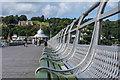SH5873 : Bangor Pier by Oliver Mills