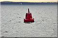 SZ6497 : Spit Refuge buoy by Robin Webster