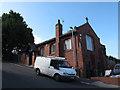 SE2836 : Former St Oswald's church, Highbury Mount, Headingley by Stephen Craven