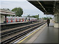 TQ2178 : Stamford Brook Station by Oast House Archive