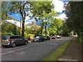 SJ8644 : Penkhull: Newcastle Lane by Jonathan Hutchins
