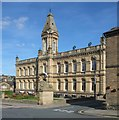 SE1337 : Victoria Hall, Saltaire by Julian Osley