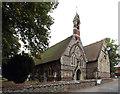 TL2324 : Holy Trinity, Stevenage by John Salmon