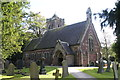 SJ7269 : St John the Evangelist's Church, Byley by Andrew Woodvine