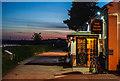SJ5686 : The Ferry Tavern, Penketh at dusk : Week 40 winner