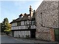 TQ1810 : St. Mary's House, Bramber by PAUL FARMER