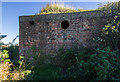 SU6804 : WWII Hampshire - 'Starfish' civil bombing decoy control bunker, Farlington Marshes (8) by Mike Searle