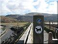 SH6214 : WCP on Barmouth Bridge - Barmouth, Gwynedd by Martin Richard Phelan