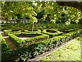 SJ9304 : The Knot Garden, Moseley Old Hall by Philip Halling