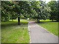 TL1596 : Footpath, Orton Brimbles (2) by Richard Vince