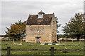TF0805 : Old Barn & Dovecot, Barnack by Kim Fyson