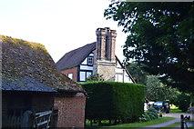 TQ3327 : River's Farmhouse by N Chadwick