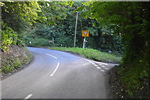TQ3226 : Copyhold Lane, Bordenhill Lane junction by N Chadwick