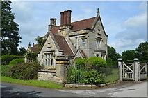 TQ5244 : The North Lodge by N Chadwick