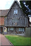 TQ5243 : Old Guildhouse (Back of) by N Chadwick