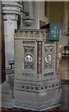 TQ5243 : Church of St John the Baptist - pulpit by N Chadwick