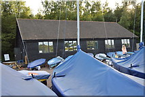 TQ3328 : Ardingly Sailing Club by N Chadwick