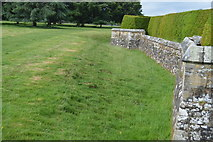 TQ5243 : Ha Ha, Penshurst Place by N Chadwick