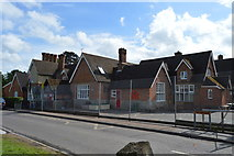 TQ5446 : Leigh Primary School by N Chadwick