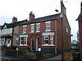 SJ7052 : Houses on Crewe Road (B5071), Shavington by JThomas