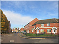 SP8411 : Hornbeam Way, Aylesbury by Des Blenkinsopp