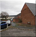 SO8963 : Bourne Close, Droitwich by Jaggery