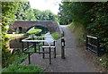 SJ9001 : Aldersley Bridge No 64 by Mat Fascione