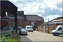 TQ5045 : Larkins Brewery, Larkin's Farm by N Chadwick