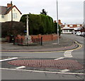 SO9669 : War Memorial, Aston Fields, Bromsgrove by Jaggery