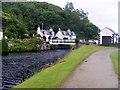 NR8092 : Crinan Canal, Bellanoch Swing Bridge by Alex Passmore