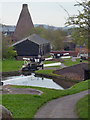 SO8986 : Stourbridge Locks No 11 and 12 by Mat Fascione
