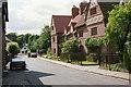 SJ6677 : High Street, Great Budworth by Jeff Buck
