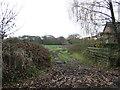 SJ5355 : Farm track, Hillside Farm by JThomas