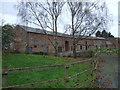 SJ5160 : Farm buildings, Lanes Farm by JThomas