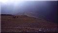 NH0914 : South ridge, A' Chràlaig by Richard Webb