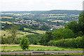 ST7467 : Hillside below the Hare & Hounds by Bill Boaden
