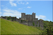 TR3241 : Dover Castle by N Chadwick