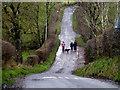 H4764 : Family walk, Mullaghmore : Week 52