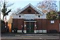 SP9235 : Ellen Pettit Memorial Hall, Woburn Sands by Robert Eva
