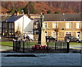 ST2293 : Cwmcarn War Memorial by Jaggery