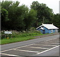 SN1202 : Turn right ahead for New Hedges, Pembrokeshire by Jaggery