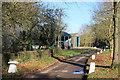SU8389 : Widmere Lane at Widmere Farm by Des Blenkinsopp