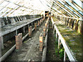 TG2809 : Early 20th century greenhouse (interior) by Evelyn Simak