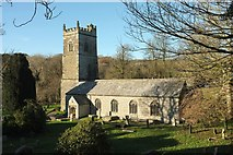 SX0882 : Church of St Julitta, Lanteglos by Derek Harper