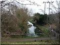 SE3901 : Elsecar Branch, east from Tingle Bridge by Christine Johnstone