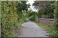 SX5452 : National Cycle Route 2 by N Chadwick